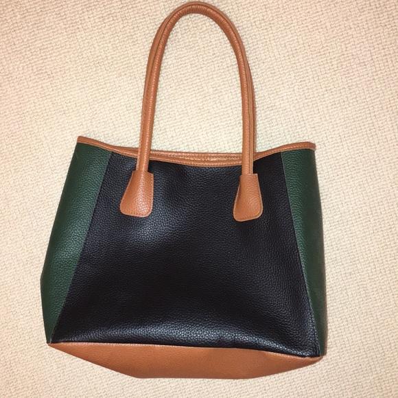 Neiman Marcus Handbags - Neiman Marcus leather tote purse